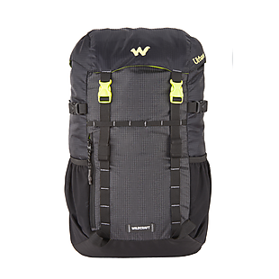 Wildcraft Urbana Backpack - Black