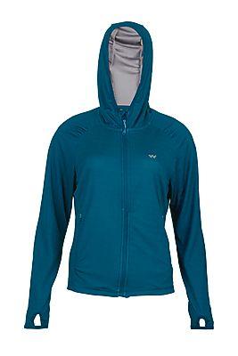 Wildcraft Women Hooded Track Jacket