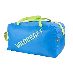 Wildcraft Wildcraft Pac N Go Travel Bag Duffle 18 - Blue