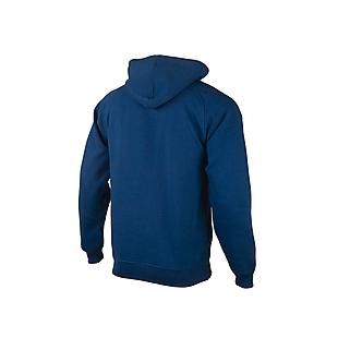 Wildcraft Men Hoodie Sweatshirt Print - Rhino2 - Navy Blue
