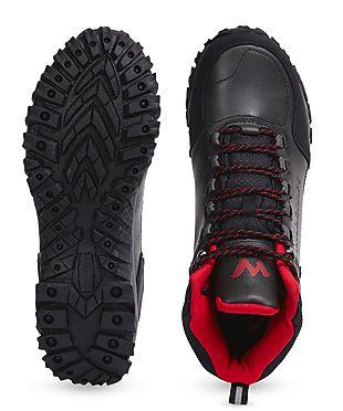 Wildcraft Hypagrip Halvor - Black and Red