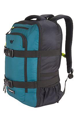 Wildcraft Globe Trotter 35 - Backpack - Teal
