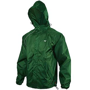 Wildcraft Green Unisex Rain Coats