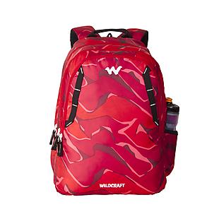 Wildcraft Wildcraft 4 Pablo Backpack - Red