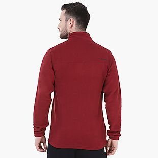 Wildcraft Men Fleece Jacket Grindle