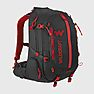 Wildcraft Rucksack For Trekking Dris 35 L - Black