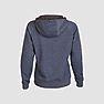 Wildcraft Women Wind Stopping Sweatshirt For Winter - Blue Melange